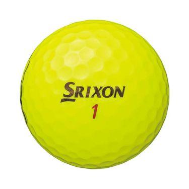 スリクソン SRIXON X2 エックスツー ゴルフボール 1ダース(12球入り) イエロー 2020年モデル 詳細1