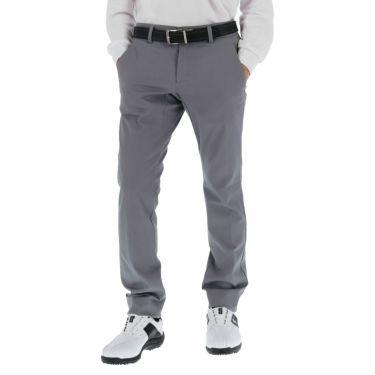 アディダス adidas メンズ EX STRETCH ヘリンボーン柄 テーパード ロングパンツ FYO75 2019年モデル [裾上げ対応1●] グレースリー(EH3727)