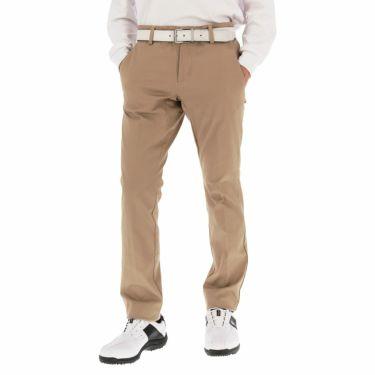 アディダス adidas メンズ EX STRETCH ヘリンボーン柄 テーパード ロングパンツ FYO75 2019年モデル [裾上げ対応1●] トレースカーキ(EH3728)