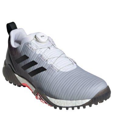 アディダス adidas コードカオス ボア ロウ メンズ スパイクレス ゴルフシューズ FY0675