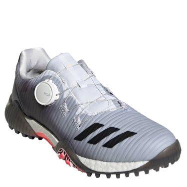 アディダス adidas ウィメンズ コードカオス ボア スパイクレス ゴルフシューズ FW4990