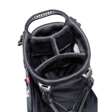 タイトリスト Titleist プレーヤーズ4 カーボン メンズ スタンドキャディバッグ TB20SX5 BKRD ブラック×レッド 2020年モデル 商品詳細4