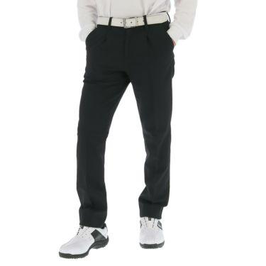 セントアンドリュース St ANDREWS メンズ ストレッチ ダイヤジャガード ロングパンツ 042-9231853 2019年モデル [裾上げ対応1●] ブラック(010)