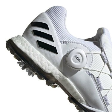 アディダス adidas ウィメンズ パワーラップ ボア レディース ソフトスパイク ゴルフシューズ EG9721 2020年モデル 商品詳細8