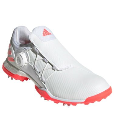 アディダス adidas ウィメンズ パワーラップ ボア レディース ソフトスパイク ゴルフシューズ FU9386 2020年モデル
