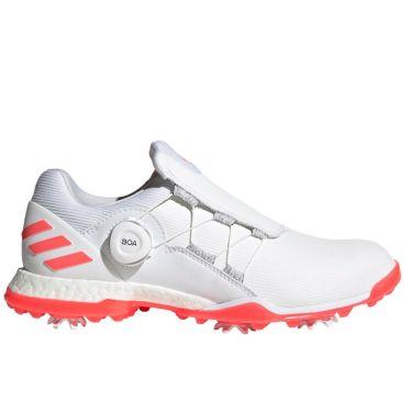 アディダス adidas ウィメンズ パワーラップ ボア レディース ソフトスパイク ゴルフシューズ FU9386 2020年モデル 商品詳細2