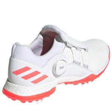 アディダス adidas ウィメンズ パワーラップ ボア レディース ソフトスパイク ゴルフシューズ FU9386 2020年モデル 商品詳細3