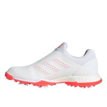 アディダス adidas ウィメンズ パワーラップ ボア レディース ソフトスパイク ゴルフシューズ FU9386 2020年モデル 商品詳細5