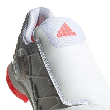 アディダス adidas ウィメンズ パワーラップ ボア レディース ソフトスパイク ゴルフシューズ FU9386 2020年モデル 商品詳細7