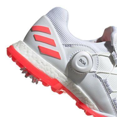 アディダス adidas ウィメンズ パワーラップ ボア レディース ソフトスパイク ゴルフシューズ FU9386 2020年モデル 商品詳細8