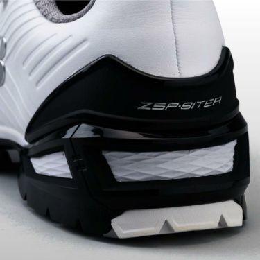 [2020年モデル] ブリヂストン メンズ ZSP-BITER TOUR ゼロ・スパイク バイター ツアー スパイクレス ゴルフシューズ SHG100 TR トリコロール 詳細5