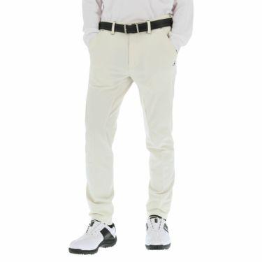 ルコック Le coq sportif メンズ 裏起毛 ストレッチ テーパード ロングパンツ QGMOJD09 2019年モデル [裾上げ対応1●] グレー(GY00)