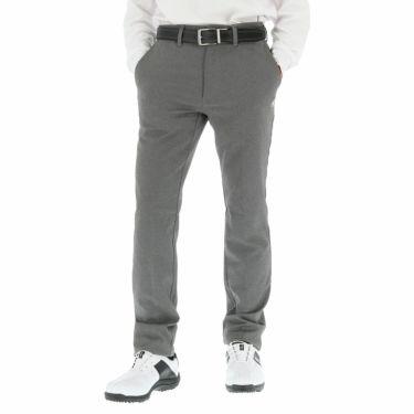 ルコック Le coq sportif メンズ ストレッチ ロングパンツ QGMOJD11 2019年モデル [裾上げ対応1●] チャコール(BK01)