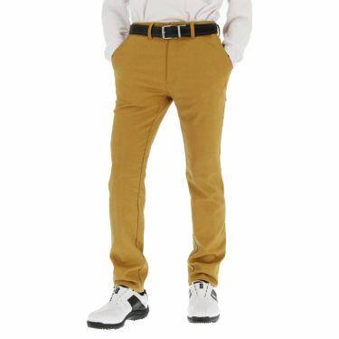 ルコック Le coq sportif メンズ ストレッチ ロングパンツ QGMOJD11 [裾上げ対応1●] イエロー(YL00)