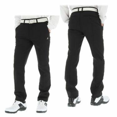 ルコック Le coq sportif メンズ ストレッチ ロングパンツ QGMOJD11 2019年モデル [裾上げ対応1●] 詳細3