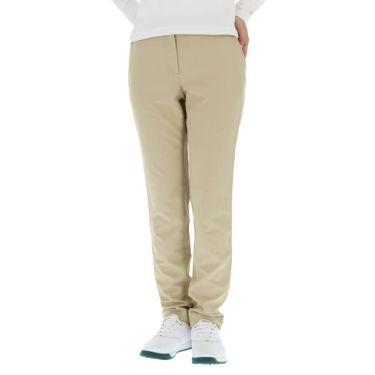 マンシングウェア Munsingwear レディース ツイル 撥水 ストレッチ ロングパンツ MGWNGD01 2019年モデル [裾上げ対応1] ベージュ(BG00)