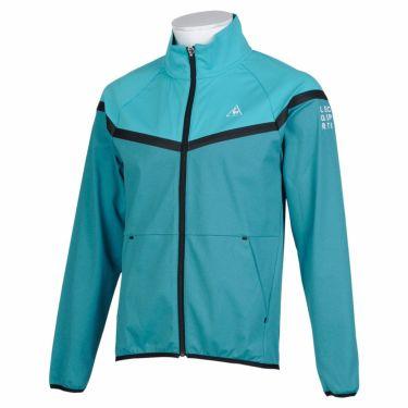 ルコック Le coq sportif メンズ 撥水 ストレッチ 長袖 フルジップ ジャケット QGMQJL53 2020年モデル ブルー(BL00)