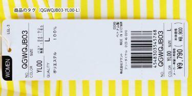 ルコック Le coq sportif レディース ボーダー柄 ロゴ刺繍 長袖 ハイネックシャツ QGWQJB03 2020年モデル 詳細2