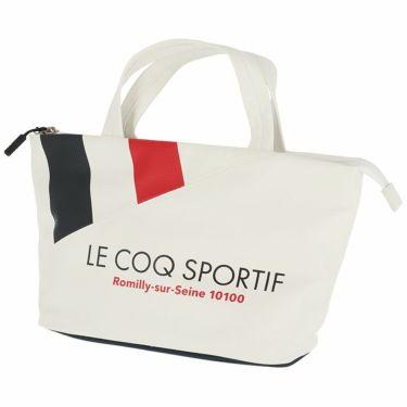 ルコック Le coq sportif メンズ カートバッグ QQBQJA43 WH00 ホワイト 2020年モデル ホワイト(WH00)