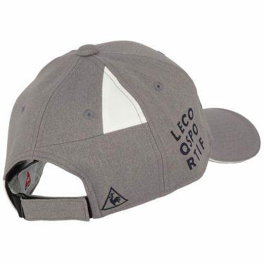 ルコック Le coq sportif メンズ 切替デザイン キャップ QGBQJC05 GY00 グレー 2020年モデル 詳細1