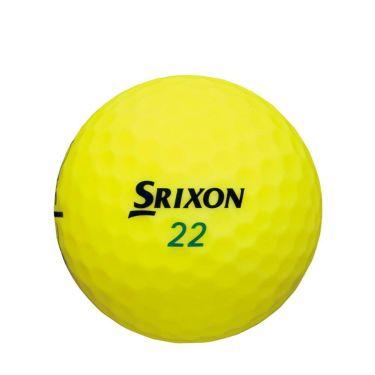 ダンロップ スリクソン TRI-STAR トライスター 2020年モデル ゴルフボール 1ダース(12球入り) ブライトマルチカラー イエロー