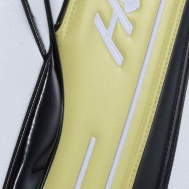 本間ゴルフ スポーツモデル メンズ キャディバッグ CB-12016 WH/YE ホワイト/イエロー 2020年モデル 詳細1