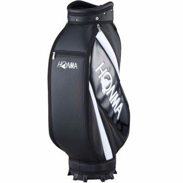本間ゴルフ シンプルデザイン メンズ キャディバッグ CB-12023 BK ブラック 2020年モデル 詳細1