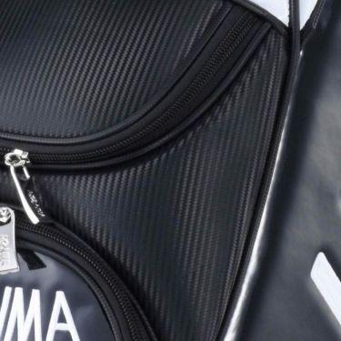 本間ゴルフ シンプルデザイン メンズ キャディバッグ CB-12023 BK ブラック 2020年モデル 詳細3