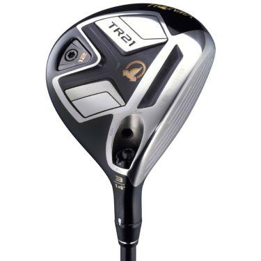 本間ゴルフ ツアーワールド TR21 Ti チタン フェアウェイウッド VIZARD FD シャフト 2020年モデル 詳細1