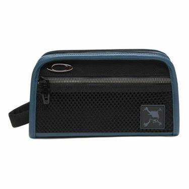 オークリー OAKLEY メンズ SKULL CART SIDE 14.0 SKULL カートサイドバッグ FOS900212 61G 2020年モデル マリンブルー(61G)
