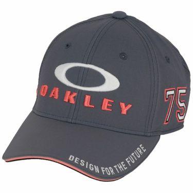 オークリー OAKLEY メンズ BG CAP 14.0 FW 立体ロゴ刺繍入り キャップ FOS900436 6DG 2020年モデル ブラックアイリス(6DG)