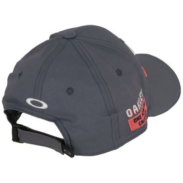 オークリー OAKLEY メンズ BG CAP 14.0 FW 立体ロゴ刺繍入り キャップ FOS900436 6DG 2020年モデル 詳細1