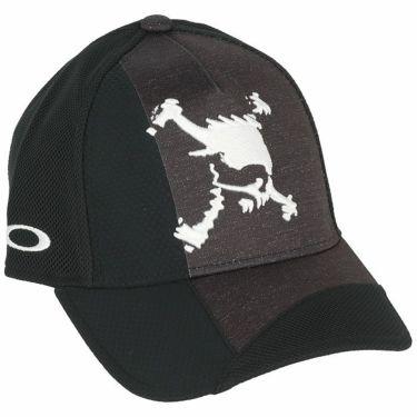 オークリー OAKLEY メンズ SKULL HYBRID CAP 14.0 FW キャップ FOS900438 02E 2020年モデル ブラックアウト(02E)