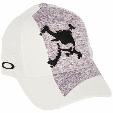 オークリー OAKLEY メンズ SKULL HYBRID CAP 14.0 FW キャップ FOS900438 100 2020年モデル ホワイト(100)