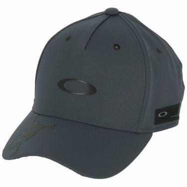 オークリー OAKLEY メンズ SKULL CAP 14.0 FW ロゴプリント キャップ FOS900439 00N 2020年モデル グラファイト(00N)