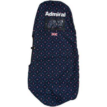 アドミラル Admiral モノグラム柄 トラベルカバー ADMG0FK1 30 ネイビー 2020年モデル ネイビー(30)
