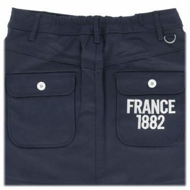 ルコック Le coq sportif レディース ロゴ刺繍 ストレッチ スカート QGWQJE01 2020年モデル 詳細2