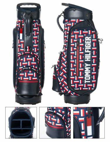 トミー ヒルフィガー ゴルフ シーズナル キャディバッグ THMG0FC7 90 トリコロール 2020年モデル 詳細1