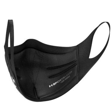 アンダーアーマー UNDER ARMOUR ユニセックス SPORTS MASK スポーツマスク 1368010 002 ブラック 2020年モデル 詳細1