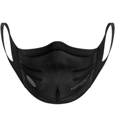 アンダーアーマー UNDER ARMOUR ユニセックス SPORTS MASK スポーツマスク 1368010 002 ブラック 2020年モデル 詳細3