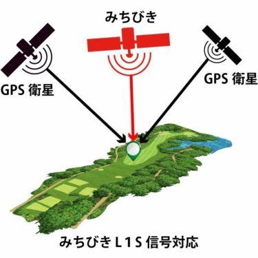 ショットナビ Shot Navi W1 Evolve エボルブ 腕時計型GPSゴルフナビ ブラック 詳細4