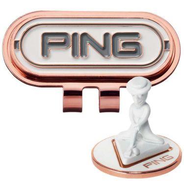 ピン PING メンズ MR.PING MARKER ミスターピン マーカー AC-U207 White 2020年モデル White