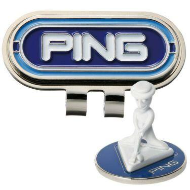 ピン PING メンズ MR.PING MARKER ミスターピン マーカー AC-U207 Blue 2020年モデル Blue