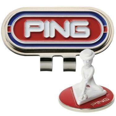 ピン PING メンズ MR.PING MARKER ミスターピン マーカー AC-U207 Red 2020年モデル Red