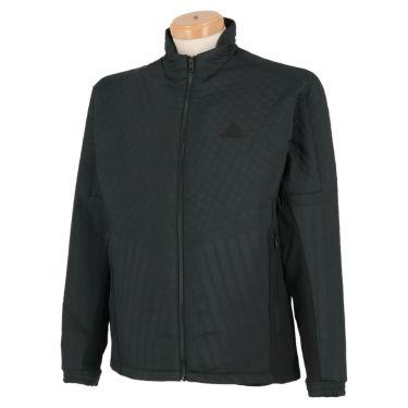 アディダス adidas メンズ キルティング 長袖 フルジップ ジャケット INS96 2020年モデル ブラック(FS6957)