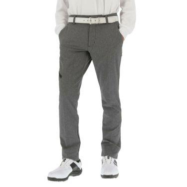 アディダス adidas メンズ シャンブレー ストレッチ ロングパンツ 60488 2020年モデル [裾上げ対応1●] ブラック(GP5607)