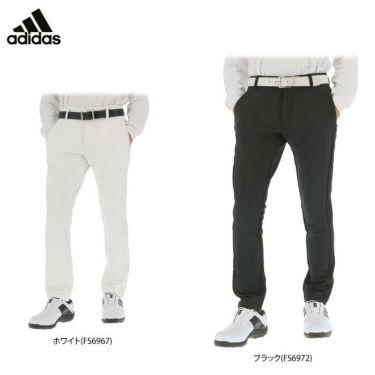 アディダス adidas メンズ キルティング ストレッチ ロングパンツ INS93 2020年モデル [裾上げ対応4●] 詳細1
