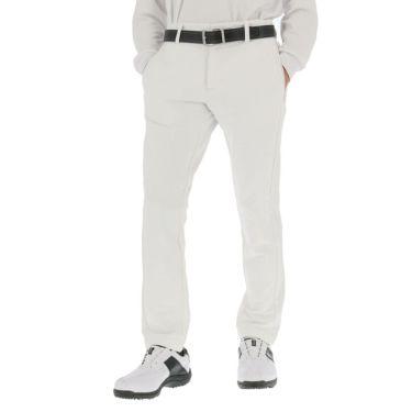 アディダス adidas メンズ キルティング ストレッチ ロングパンツ INS93 2020年モデル [裾上げ対応4●] ホワイト(FS6967)