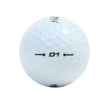 本間ゴルフ D1 ゴルフボール 2020年モデル 1ダース(12球入り) 詳細3