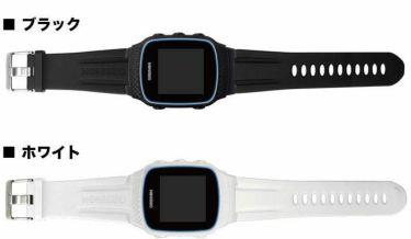 グリーンオン ザ・ゴルフウォッチ ノルム2 腕時計型 GPSゴルフナビ ブラック G018B 2020年モデル 詳細2